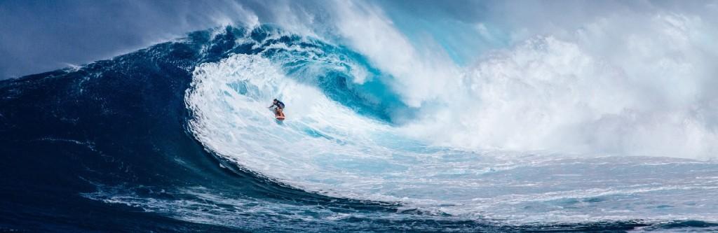 Aloha Holidays in Paradise surf