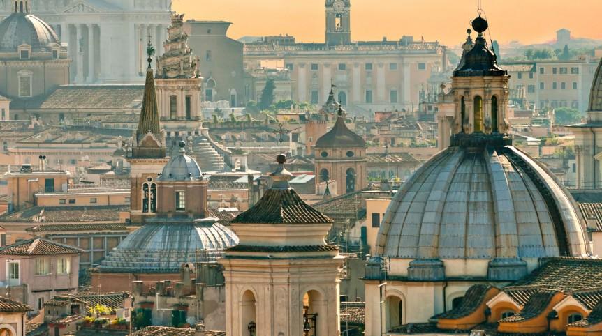 rome-sky