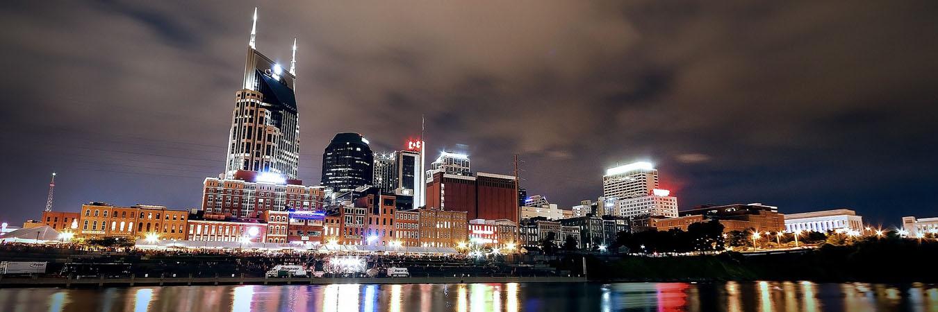Eclipse in Nashville